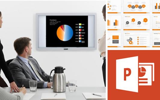 Powerpoint Profis engagieren für Präsentationen, Folien, (Video)animationen